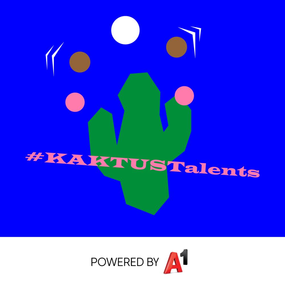 KaktusTalents 1 Otvoren konkurs KAKTUS Talents