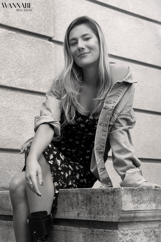 "Una Delosevic 2 Glumica Una Đelošević: ""Spremna sam na svaku vrstu izazova"""