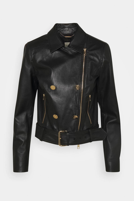 CHIODO Leather jacket Ovo je 12 ključnih jesenjih odevnih komada koje bi trebalo da imate u svom garderoberu