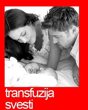 Transfuzija svesti: Roditelji