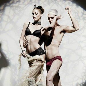 John Galliano Underwear: Inspirišite se baletom