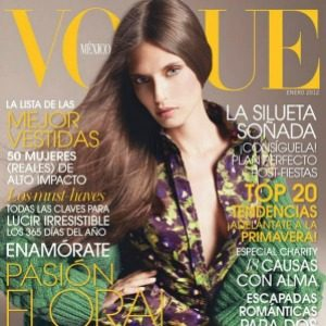 """Vogue Mexico"": Dodir sedamdesetih uz Biancu Balti"