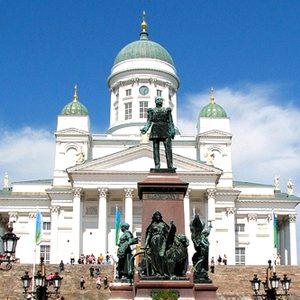 Trk na trg: Senaatintori, Helsinki