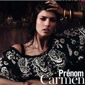 """Vogue Paris"": Ime joj je Carmen"