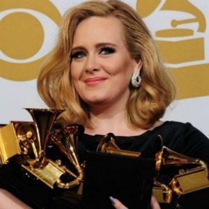 Dodela nagrada Grammy: Adele apsolutna pobednica