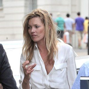 Street Style: Kate Moss