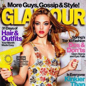 """Glamour US"": Kada Amanda Seyfried osvaja"