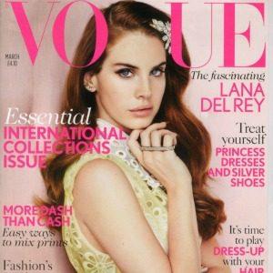 """Vogue UK"": Romantična Lana Del Rey"
