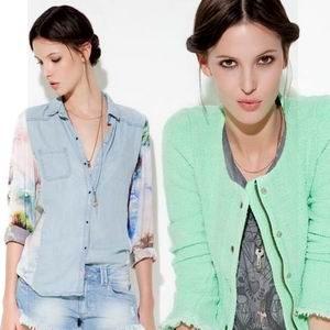 Zara TRF: Moderne prolećne kombinacije