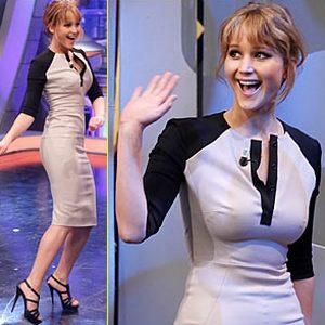 Trach Up: Ljupka Jennifer Lawrence