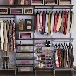 Kako organizovati svoj garderober