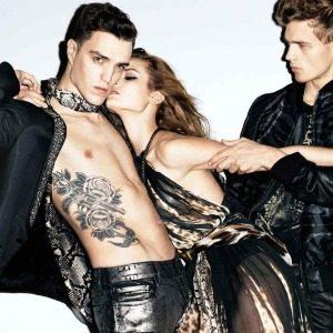 Just Cavalli: Velika zabava sa modelima