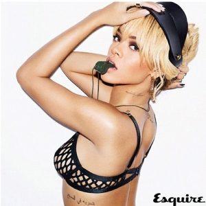 Trach Up: Rihanna se opet svlači