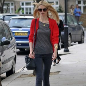 Street Style: Claudia Schiffer