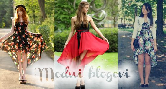 Modni blogovi: Asimetrična ljubav