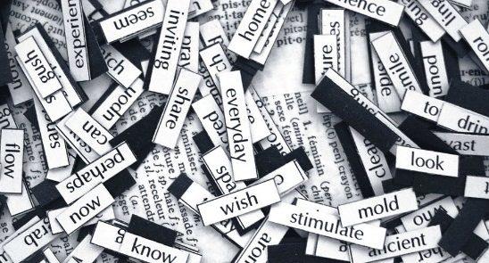 Folder, riznica: Reči