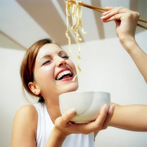 Pet namirnica za dobro raspoloženje