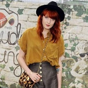 Street Style: Florence Welch
