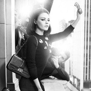 Modni zalogaj: Mila Kunis i Dior putuju kroz vreme