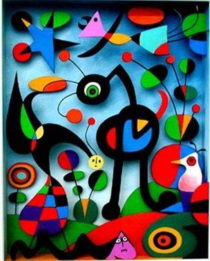 Joan Miró – između jave i sna