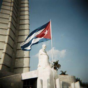 Trk na trg: Plaza de la Revolución, Havana