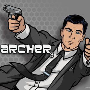 """Animirani petak: """"Arčer"""""""
