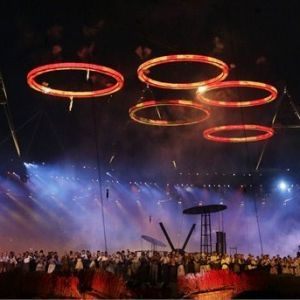 Olimpijske igre: Britansko otvaranje