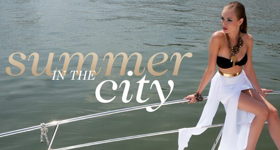 Wannabe editorijal: Summer in the City