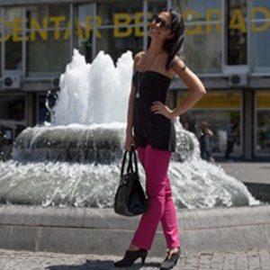 Lice Beograda: Anja Đorđević