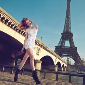 Stylestalker: Inspirisani Parizom
