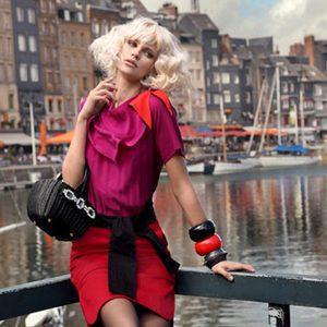 """Elle Vietnam"": Glamur na ulicama Onfleura"