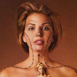 Trach Up: Da je žena Barbie