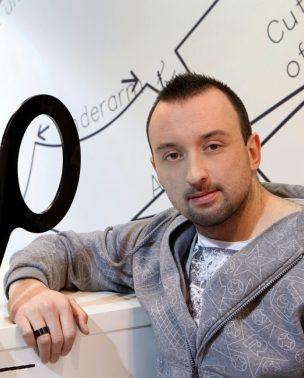 New AMC Fashion Store by Vladimir Paripović