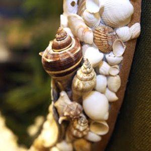 Uradi sam: Detalji za dom od školjki i peska