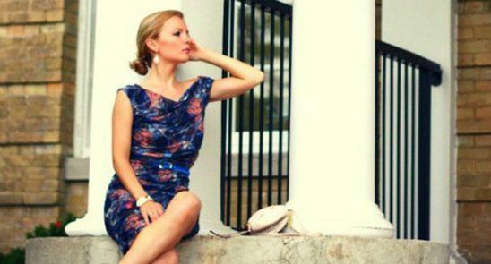 Od A do Š: Maja Fekete, modna blogerka