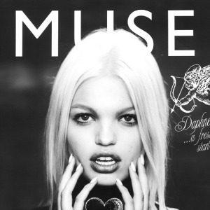 "Modni zalogaj: Daphne Groeneveld za ""Muse"" magazin"