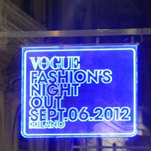 Vogue Fashion's Night Out: Raj za kupoholičare