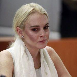Trach Up: Lindsay ponovo gazi