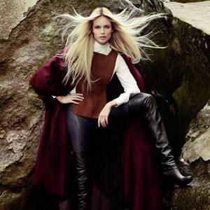 """""""Vogue Turkey"""": Natasha Poly i jesenja priča"""