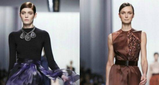 Jesen i zima na modnim pistama: Christian Dior