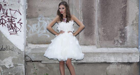Wannabe Bride modni predlog: Pink i bela
