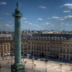 Trk na trg: Place Vendôme, Pariz