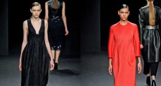 Jesen i zima na modnim pistama: Calvin Klein