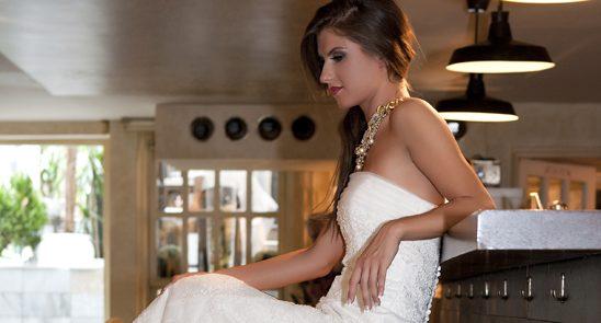Wannabe Bride modni predlog: Čipka i strast