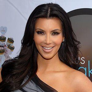 Stil šminkanja: Kim Kardashian