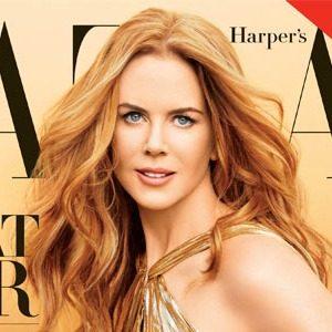"Modni zalogaj: Nicole Kidman za ""Harper's Bazaar"""
