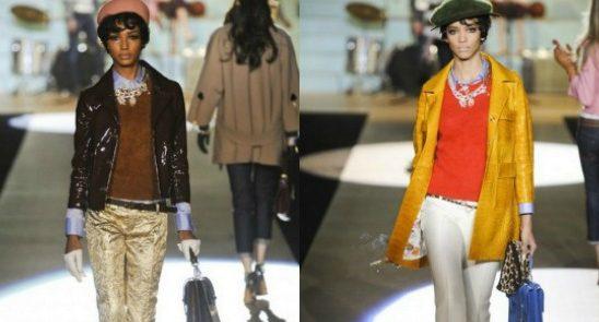 Jesen i zima na modnim pistama: DSquared2