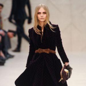 Jesen i zima na modnim pistama: Burberry