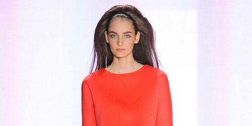 Jesen i zima na modnim pistama: Carolina Herrera