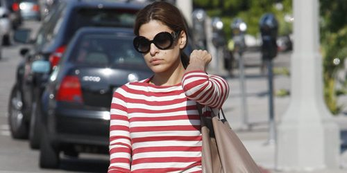 Street Style: Eva Mendes